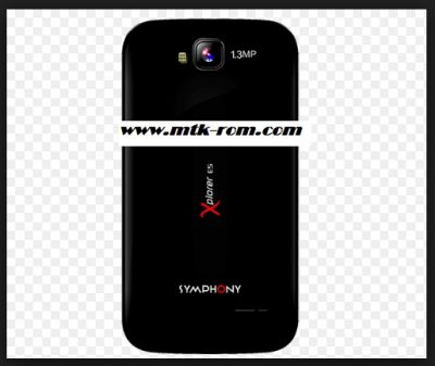 Download Symphony E5 flash file free stock ROM firmware 100% tested