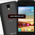 Qmobile A8i MT6572 firmware flash file Rom