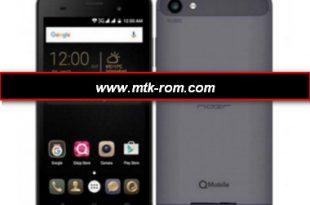 Qmobile i6 flash file Free firmware Rom