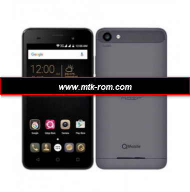 Qmobile i6 flash file Free firmware Rom