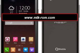 Qmobile i7 MT6582 flash file firmware free rom