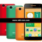 Qmobile i9 MT6582 flash file Free firmware Rom
