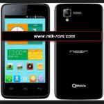 Qmobile x25 flash file firmware Rom