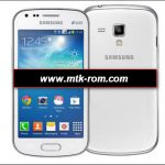 Samsung Clone GT-S7582 MT6572 flash file firmware Rom