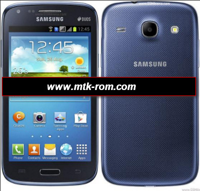 Samsung GT-i8262 Clone MT6572 flash file firmware Rom