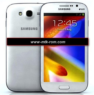 Samsung Galaxy Grand i9082 Clone MT6577 firmware flash file