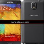 Samsung SM-N900 Note 3 Clone MT6589 firmware flash file