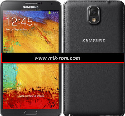 Samsung Galaxy Note 3 Clone MT6572 firmware flash file