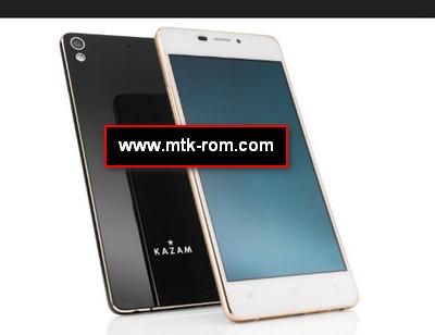 Kazam Tornado 348 MTK6592 firmware