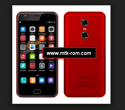 Oale X1 firmware MTK6580 flash file Free Rom