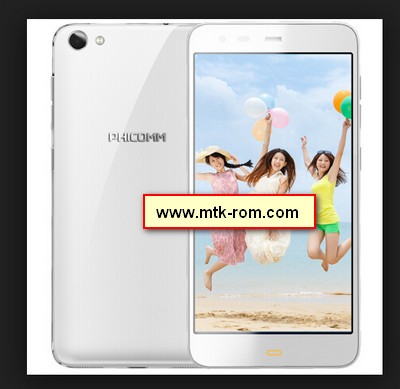 PHICOMM E651Lt flash file Free firmware Rom