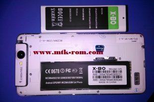Sony X-Bo V5 Flash file
