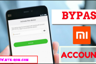 How to unlock mi account