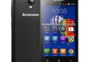 Lenovo A319 flash file