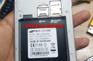 Samsung SM-J310H/DS MTK6572 firmware