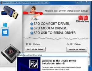 Miracle box driver download 32 bit 64 bit 2018 setup - Mtk
