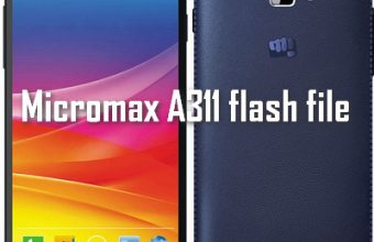 Micromax A311 flash file firmware all version free 100% work